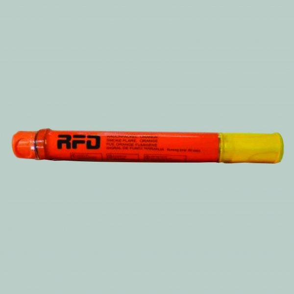 1. Orange Smoke Flare (Single)