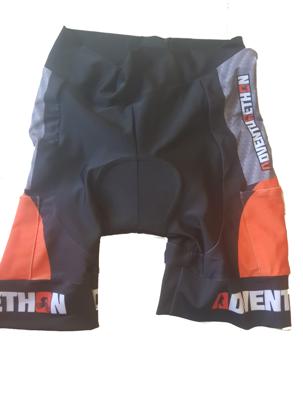 Cycle/ Multisport Top & 2 pairs of Tri Pants (total bundle 3 pieces)