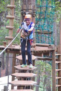 Adventurethon Dwellingup High Ropes - Run