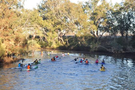 Adventurethon Dwellingup Paddle